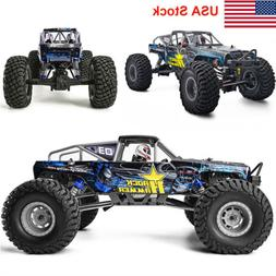 RGT RC Car 1:10 Scale HSP Electric 4wd Off Road Truck Climbi