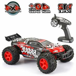 VATOS RC Car 1:12 Remote Control 50M 4x4 4WD 2.4Ghz Radio Co
