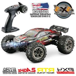 Hosim 1:16 RC Car Scale 2.4Ghz 4WD 36km/h Remote Control Tru