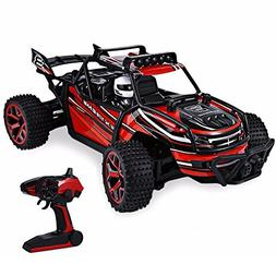 Blexy RC Truck 1/18 Radio Controlled Car 2.4Ghz 4WD Off-Road