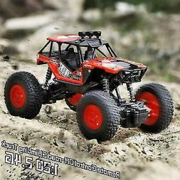 RC Car 1/20 4WD Remote Control Vehicle 2.4Ghz Electric Monst