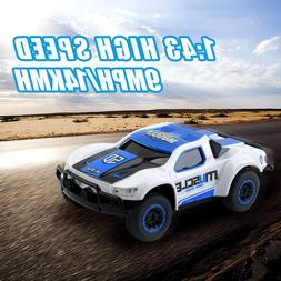 RC Car 2.4G 1/43 Speed 4WD RC Monster Truck Off Road Vehicle