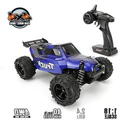 FunTech Rc Car, RC Electric Racing Cars, Remote Control Car