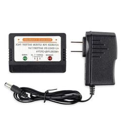 Hosim RC Car 2S 7.4V Lipo Battery Balance Charger For Remote