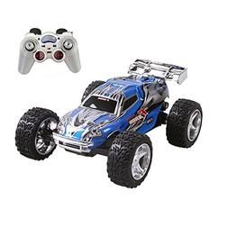 Rabing RC Car 2WD 1:32 Scale Remote Control Electric Racing