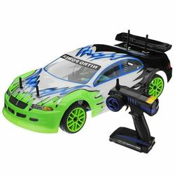 HSP RC Car 4WD 1:10 60-80km/h On Road Racing Nitro Gas Power