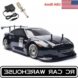 HSP RC Car 4wd 1:10 On Road Nitro Gas Touring Racing Two Spe
