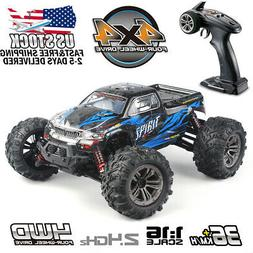 Hosim RC Car 4WD Monster Truck 1:16 Scale 2.4Ghz Off-Road Re
