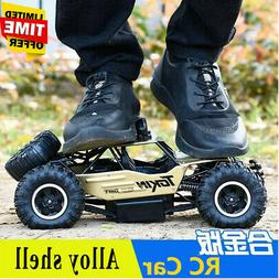 RC Car 4WD Remote Control Vehicle 2.4Ghz Electric Monster Bu