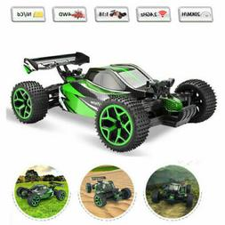 RC Car 4WD Remote Control Vehicle Electric R/C Dirt Bike Des