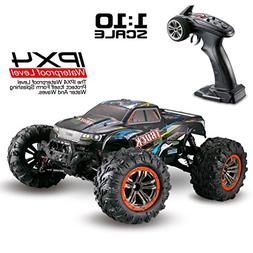 RC Car - Vanvler 1/10 Scale High Speed 46km/h 2.4Ghz 4WD Rad