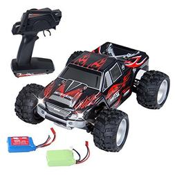 Remote Control Car, Distianert 1/18 Scale 4WD RC Car Electri