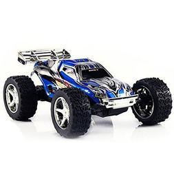 DeXop 2WD 1:32 Scale Remote Control Racing Car High Speed Ve