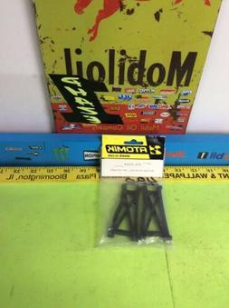 Rc Car Atomik Suspension Part Rear Lower Arm Set 👍We Comb