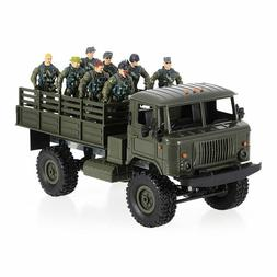 Rc Car WPL B-24 2.4G 1:16 4WD Off-road Vehicles RC Car witho