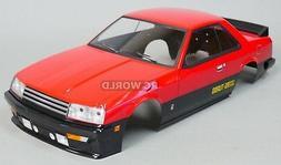 ABC Hobby RC Car BODY Shell NISSAN SKYLINE R30 RS-TURBO 190m