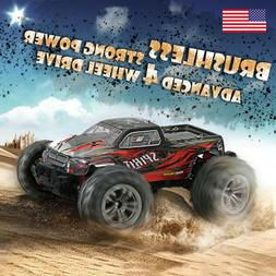 RC Car Brushless 2.4G 1:16 4WD 52km/h High-speed Off-road Ex