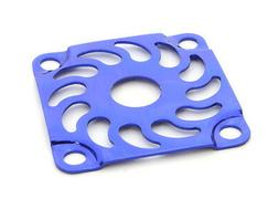 INTEGY RC Car C26733BLUE Metal Cooling Fan Cover for 30x30mm