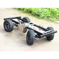 RC Car Chassis Frame For DIY 4-Stroke Gas Powered RC Car Cli