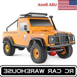 RGT RC Car Crawler 1:16 4WD Metal Gear Off Road Truck 4X4 Ho
