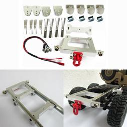 RC Car DIY Assembly For WPL B14 B24 B16 1/16 Metal Chassis M