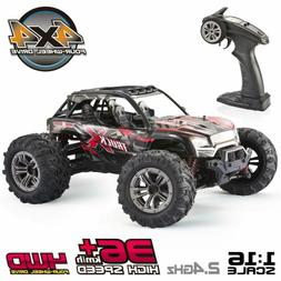 Vatos Rc Car High Speed Off-Road Vehicle 1:16 Scale 36Km/H 4