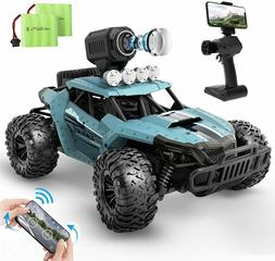 1:16 RC Cars DE36W Racing Remote Control Car with 720P FPV C