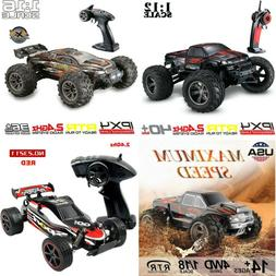 RC Car High Speed Remote Control Truck Waterproof Off-Road M