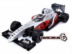 3RACING RC Car Kit 1/10 Sakura FGX2018 Formula 1 EP Red Body