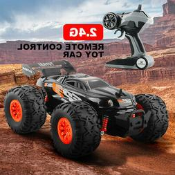 RC Car Large Remote Control Vehicle 2.4Ghz Electric Monster