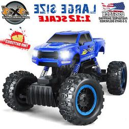 1:12 Scale 2.4G RC Rock Climbing Car Off-Road Remote Control