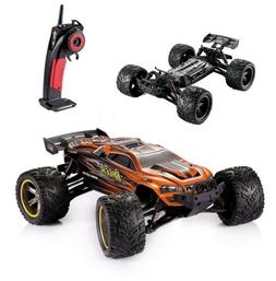 RC Car Monster Truck 1/12 2WD Off-Road Radio Controlled 33+M