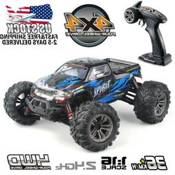 Hosim RC Car Monster Truck 1:16 Scale 4WD 2.4Ghz Off-Road Re