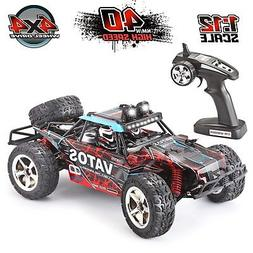 Vatos RC Car Off Road High Speed 4WD 40km/h 1:12 Scale 50M R
