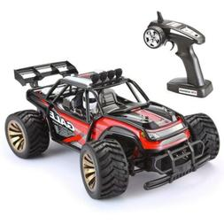 RC Car,Vatos Remote Control Car Electric Racing Off Road 1:1