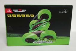 rc car remote control stunt car double