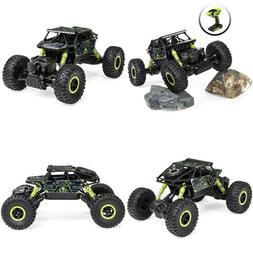RC Car Rock Off-Road 1:18 Racing Vehicle Crawler Truck 2.4Gh