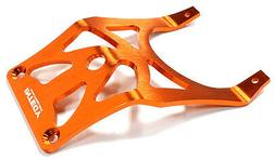 rc car t7990orange front skid plate ii