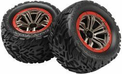HOSIM RC Car Tires 1:12 Parts Wheels 56-ZJ02 for 9155 9156