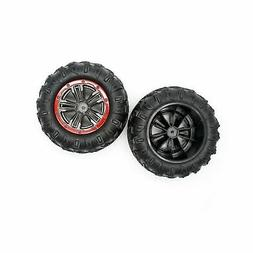 HOSIM RC Car Tires Accessory Spare Parts Wheels 25-ZJ02 for
