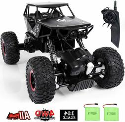RC Car Toy for Kids, 1:14 Remote Control Car, 4WD Rechargabl
