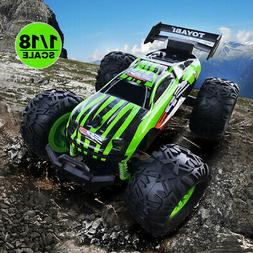 RC Car Toys Remote Control Monster Truck with 2.4G Off Road