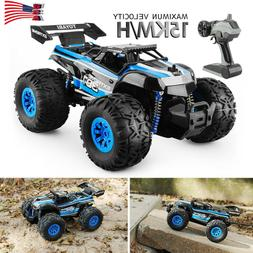 RC Car Toys Remote Control Monster Truck Off Road Vehice Blu
