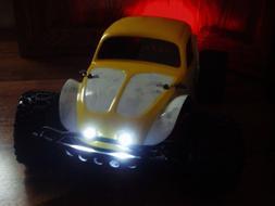 RC CAR/TRUCK LED LIGHT KIT *headlights/Traxxas/Slash/Rustler