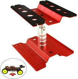 RC Car Work Stand Repair Workstation 360 Degree Rotation Lif