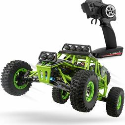 WLtoys RC Cars 1/12 Scale 2.4G 4WD High Speed Electric All T