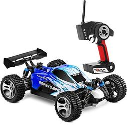 WLtoys RC Cars 1:18 Scale RTR High Speed Remote control Raci