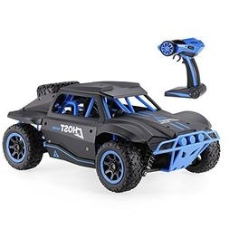 SZJJX RC Cars 1/18 Scale 4WD High Speed Rock Crawler Vehicle