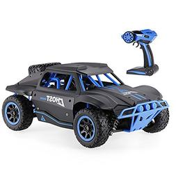 SZJJX RC Cars 15.5MPH+ High Speed Racing RC Car Rock Crawler