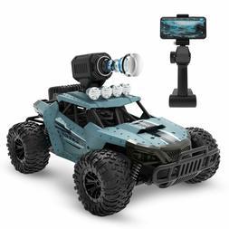 RC Cars DE36W remote control car with camera FPV RC truck hi